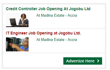 Advertizing on Modern Ghana