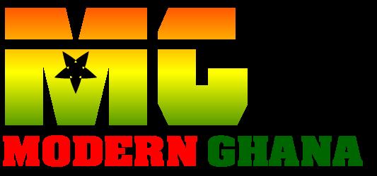 Modern Ghana logo